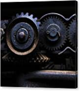Industrial #05. Color. Canvas Print