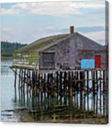 Lubec, Maine  Canvas Print