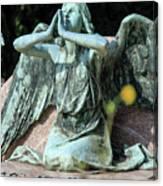 Monumental Cemetery Of Staglieno Canvas Print