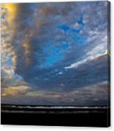 My Private Beach  Canvas Print