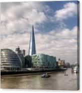 Southwark Skyline Canvas Print