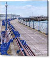 Swanage - England Canvas Print