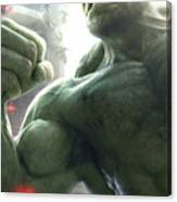 The Avengers Age Of Ultron 2015 Canvas Print