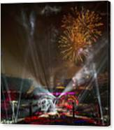 The Grateful Dead At Soldier Field Fare Thee Well Tour Canvas Print