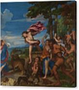 Titian Canvas Print