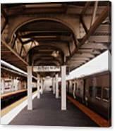 Train Station Series Canvas Print