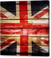 Union Jack Flag  Canvas Print
