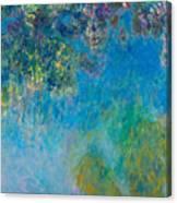 Wisteria Canvas Print