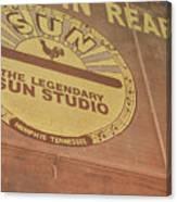 706 Union Avenue Canvas Print