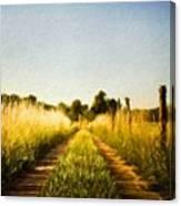 A Landscape Nature Canvas Print