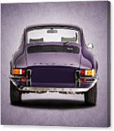 73 Porsche 911 Canvas Print