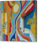 76 Canvas Print