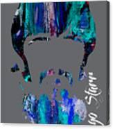 Ringo Starr Collection Canvas Print