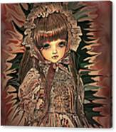 Baby Doll Collection Canvas Print