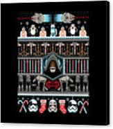 8 Bit Pixel Art Star Wars Acrylic Print