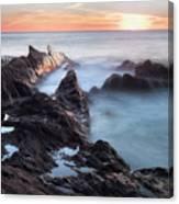 El Golfo - Lanzarote Canvas Print