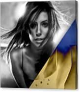 Eva Longoria Collection Canvas Print