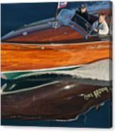 Gar Wood Classic Canvas Print