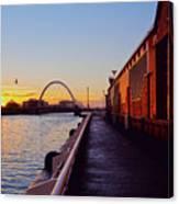 Glasgow, Scotland Canvas Print