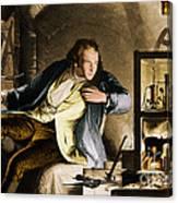 James Watt, Scottish Inventor Canvas Print