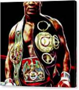 Mike Tyson Collection Canvas Print