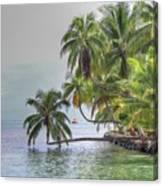Moorea Tahiti Canvas Print