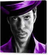 Prince Tribute Canvas Print