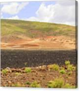 Rural Landscape In Ethiopia Canvas Print