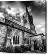 St Andrews Church Hornchurch Canvas Print