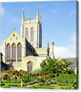 St Edmundsbury Cathedral Canvas Print