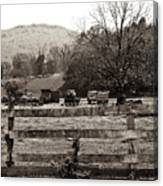 Tennessee Country Canvas Print