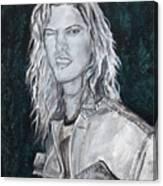 80's Rock Canvas Print