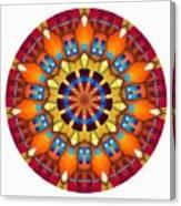 810-04-2015 Talisman Canvas Print