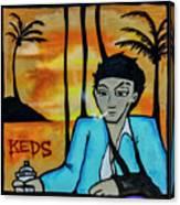 8303-2-  Little Havana Mural Canvas Print