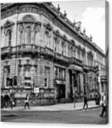 85 89 Colmore Row Former Union Gentlemans Club Birmingham Uk Canvas Print