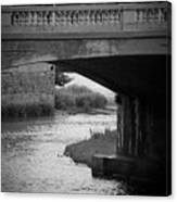 8th And Sioux River Canvas Print