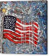 9/11 Tribute Canvas Print