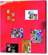 9-6-2015habcdefghijklmnopqrtuvwxyz Canvas Print