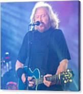 Barry Gibb Canvas Print