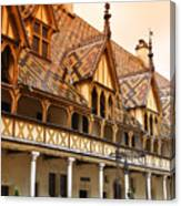 Beaune Canvas Print