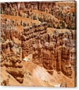 Bryce Canyon - Utah Canvas Print