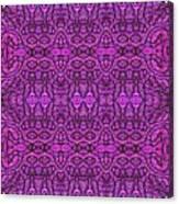 Purple Shade Canvas Print