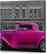 Ford Hot Rod Canvas Print