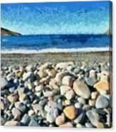 Livada Beach  Canvas Print