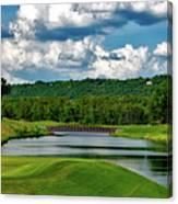 Ross Bridge Golf Course - Hoover Alabama Canvas Print