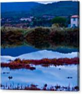 South Of France Series Canvas Print