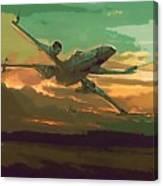 Star Wars Episode 1 Art Canvas Print