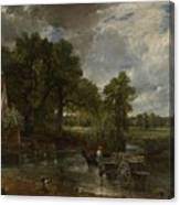 The Hay Wain Canvas Print