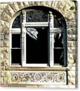 Window Series Canvas Print