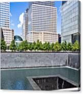 911 Memorial - Panorama Canvas Print